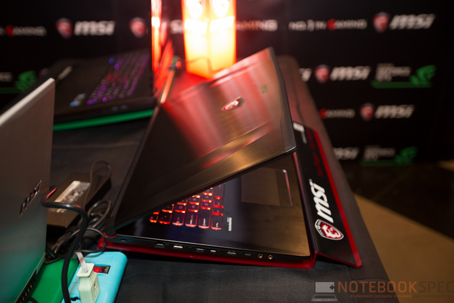 MSI Launch Notebook Intel Skylake-33