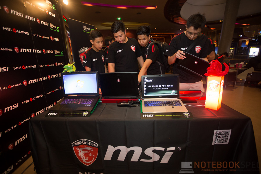 MSI Launch Notebook Intel Skylake-37