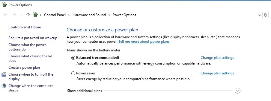 Power saving Internet Explorer-3