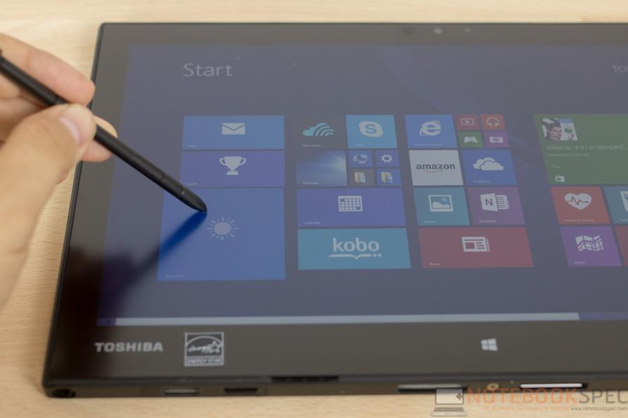 Toshiba Portege Z20t Review-43