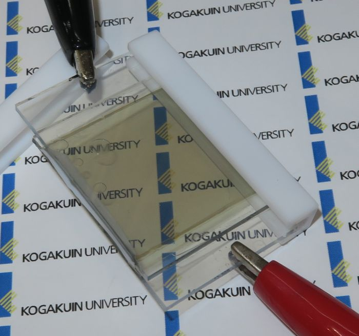 Translucent Li-ion Battery Charges Itself by Using Sunlight 600