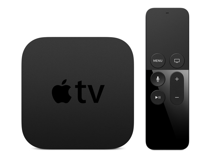 new apple tv with remote 600