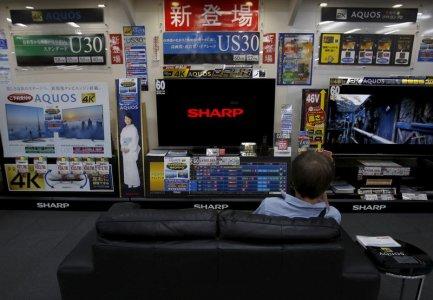 sharp faces 282 million operating loss for april june quarter nikkei 2015 7 600