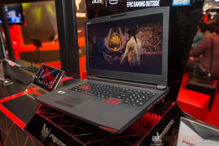 Acer Predator E-Sports 2015-50