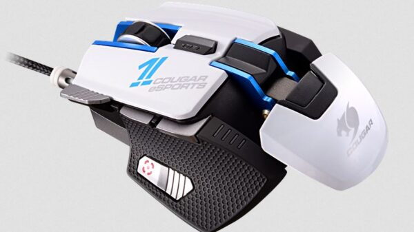 Cougar 700M eSports gaming mouse 600 01