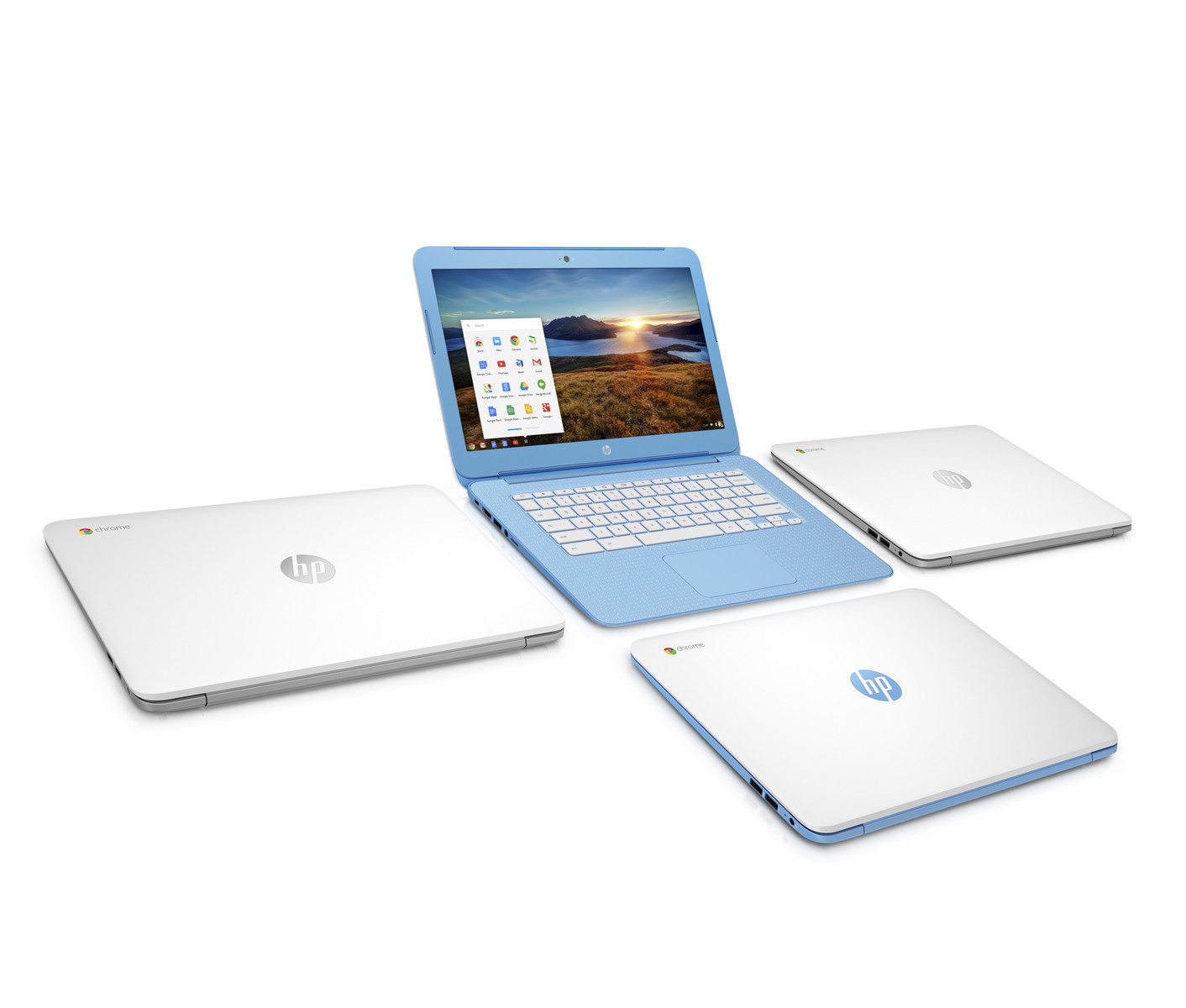 HP Chromebook 14 G4 600 01