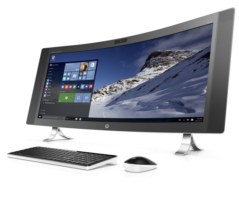 HP Envy Curved All-in-One PC 600 03