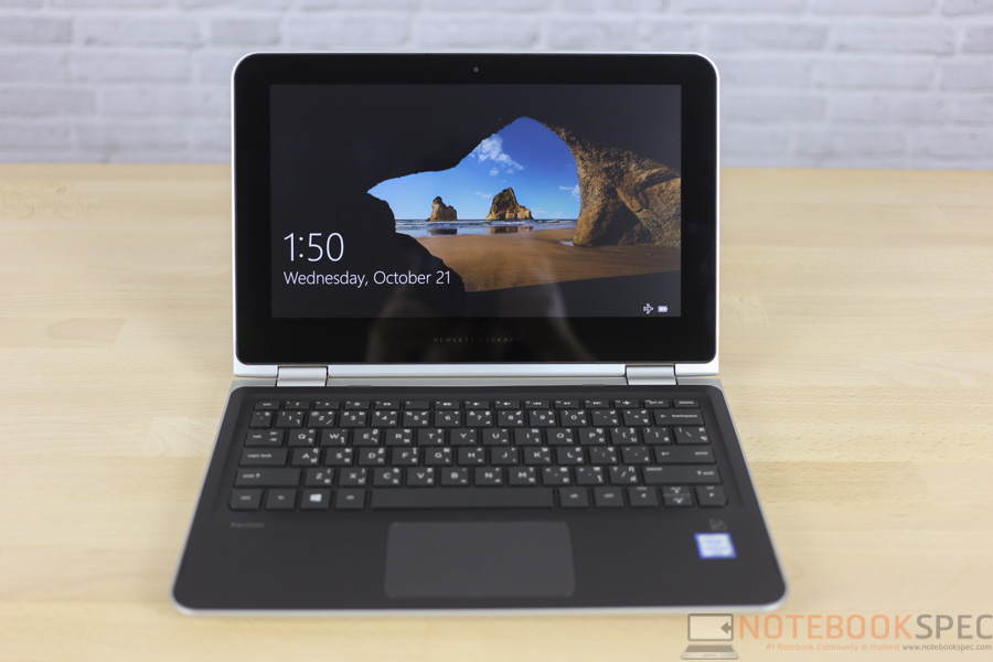 HP Pavillion X360 Core m Review-1