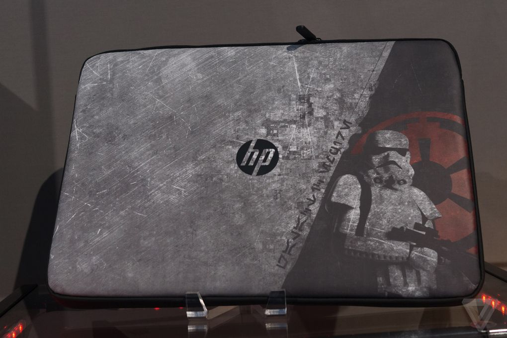 HP Star Wars laptop with R2-D2 sounds 600 11