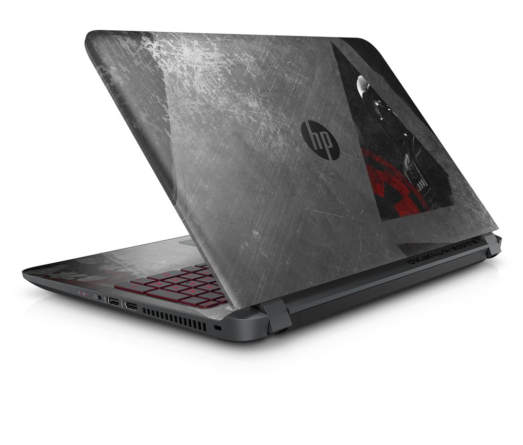 HP Star Wars laptop with R2-D2 sounds 600 12