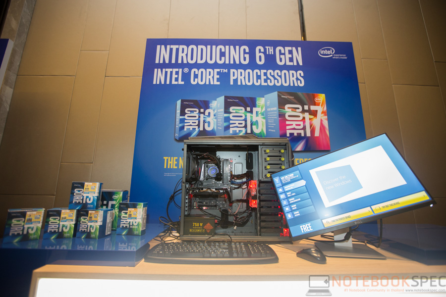 Intel Launch Core i Gen 6 Skylake-38