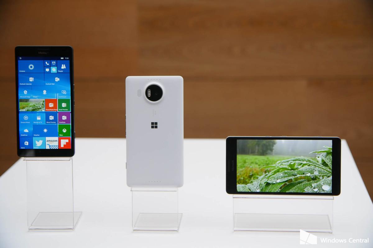 Lumia 950XL & 950 600 02