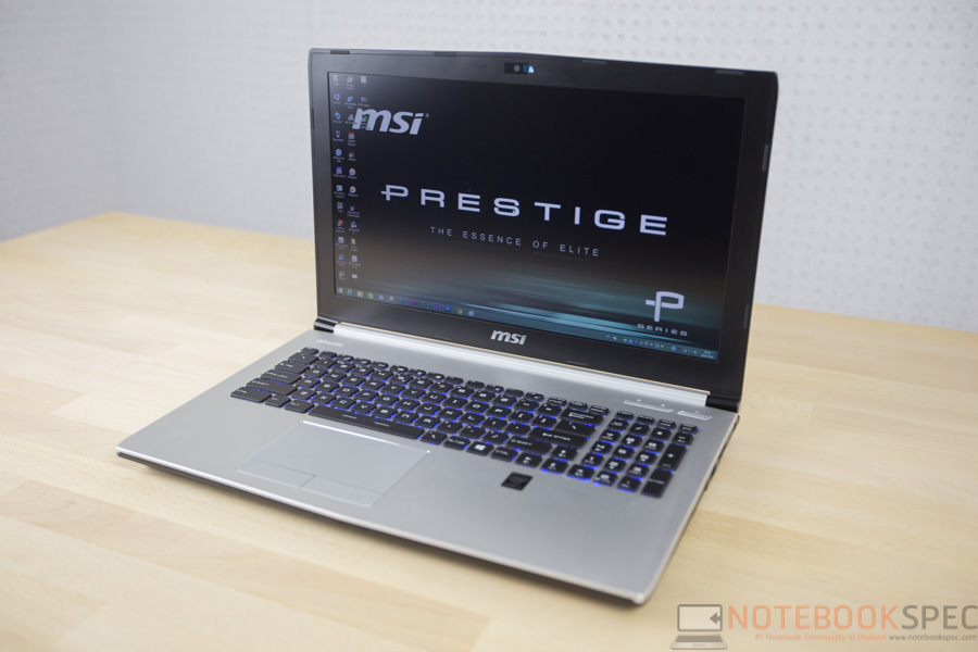 MSI P Series Prestige Review-2