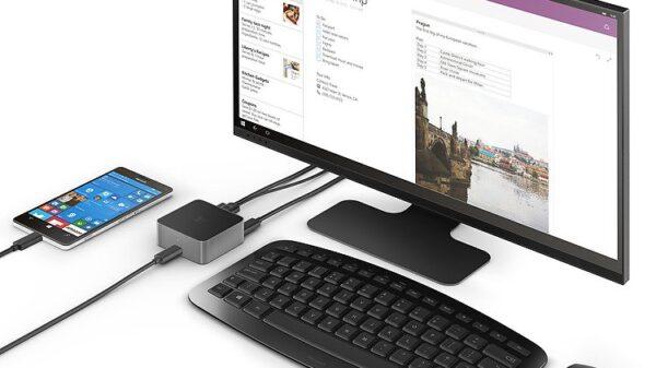 Microsoft Display Dock 600 01