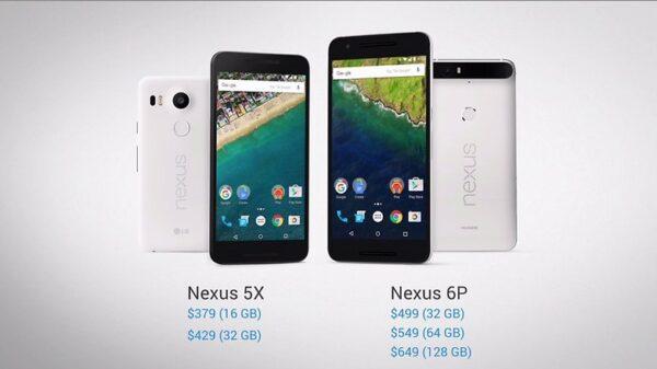 Nexus 5X and 6P 600 01