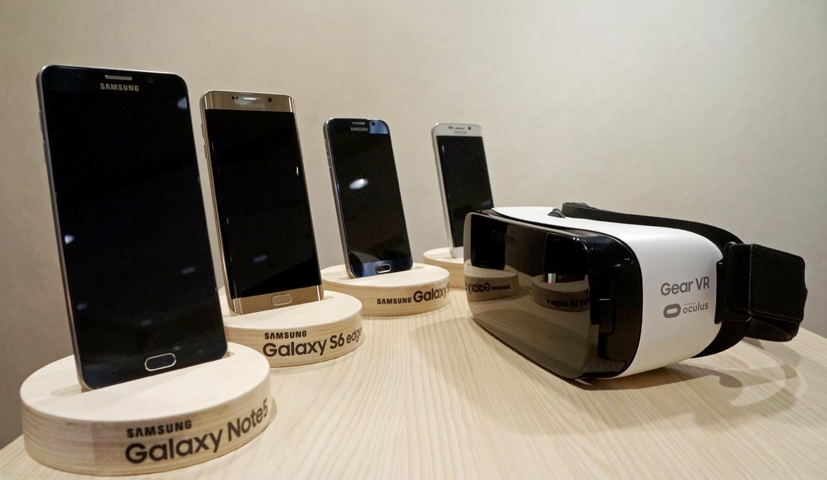 Samsung new Gear VR 600