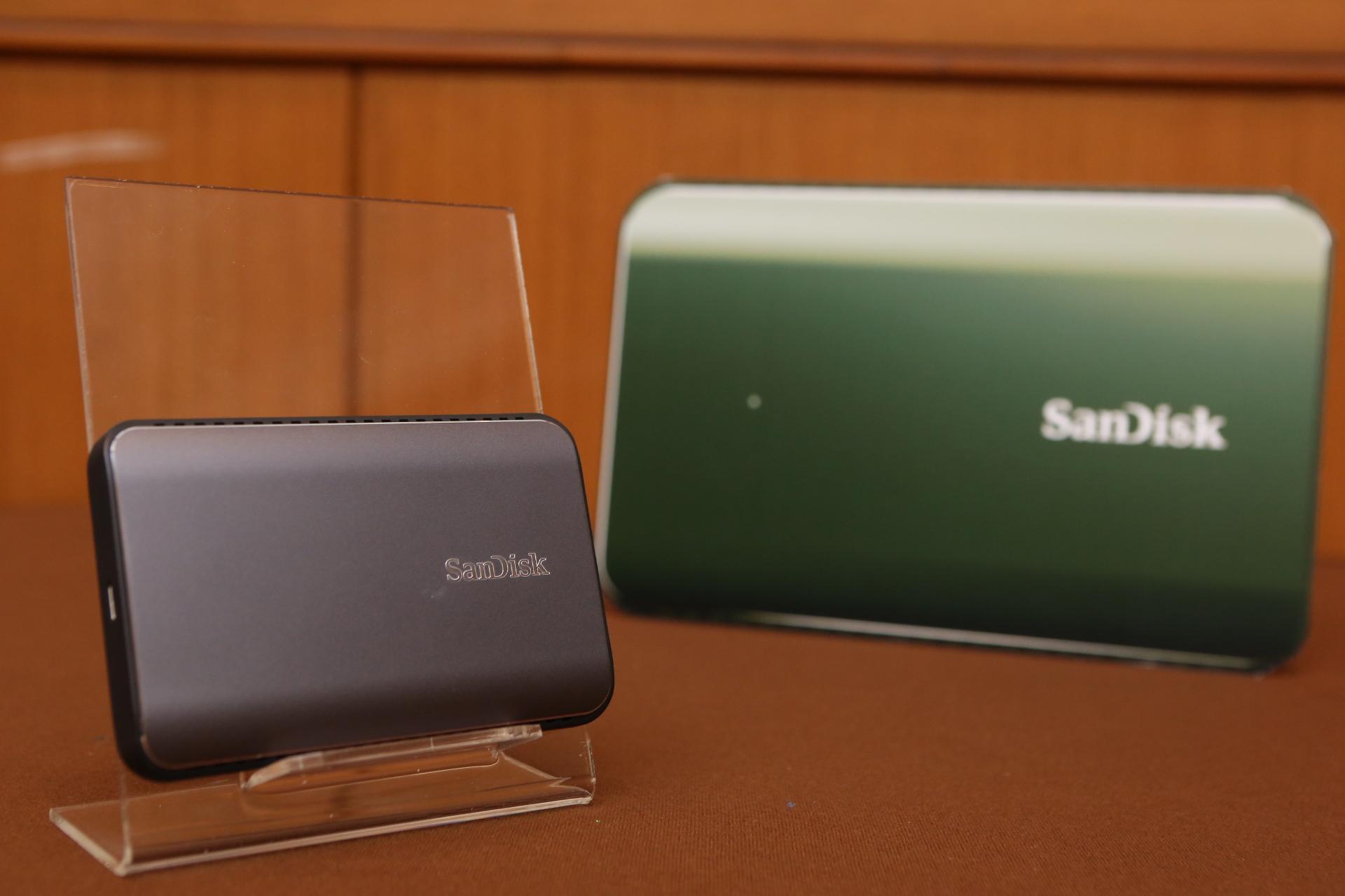 SanDisk Extreme 900 SSD