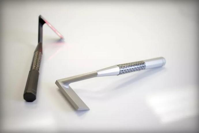 The Skarp Laser Razor 600 01