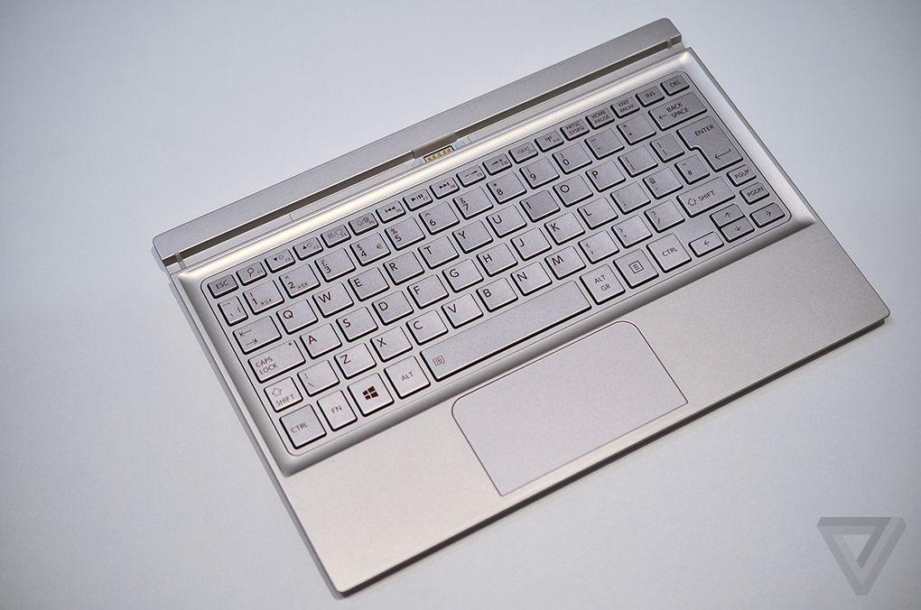 Toshiba DynaPad 600 07