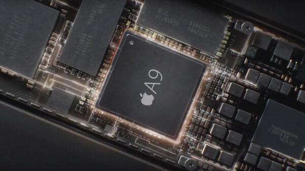 apple a9 600