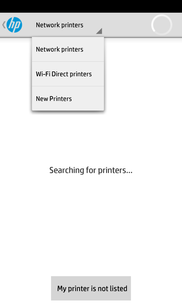 how to connect hp printer to wifi network