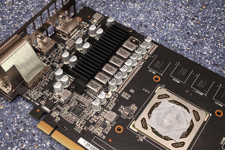 ASUS Radeon R9 380X STRIX 600 13