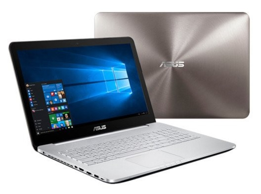 ASUS new X and N series Skylake notebooks 600 01