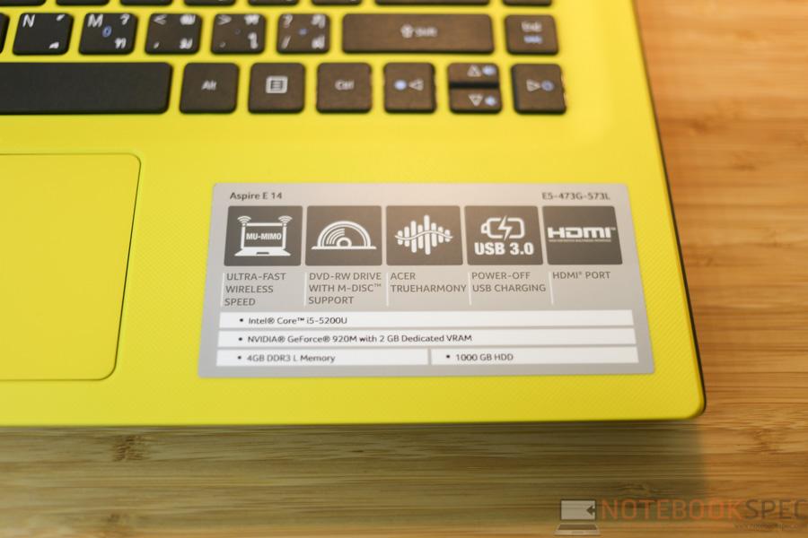 Acer Aspire E5 14 2015 Review-14