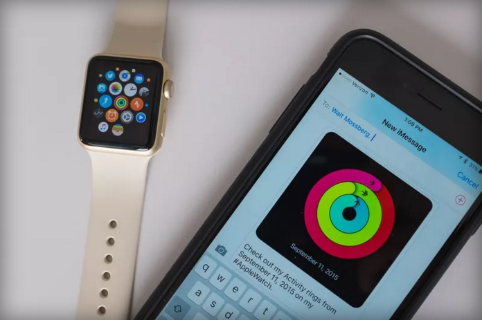 Apple Watch and iPhone 6s 600