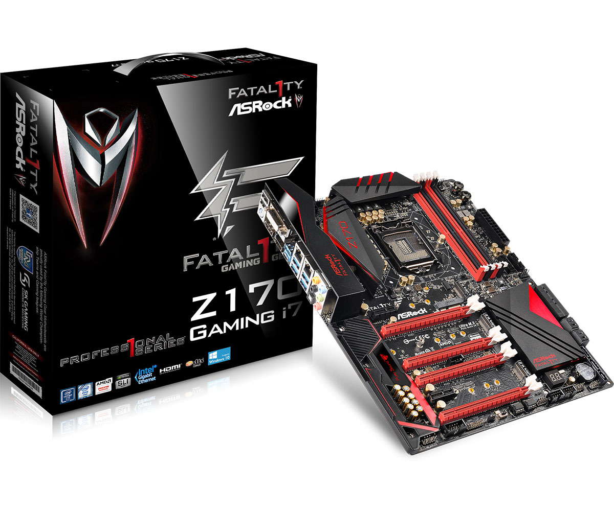 Fatal1ty Z170 Professional Gaming i7