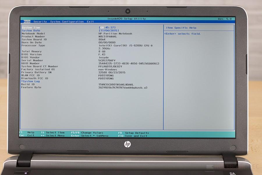 HP 151104-27