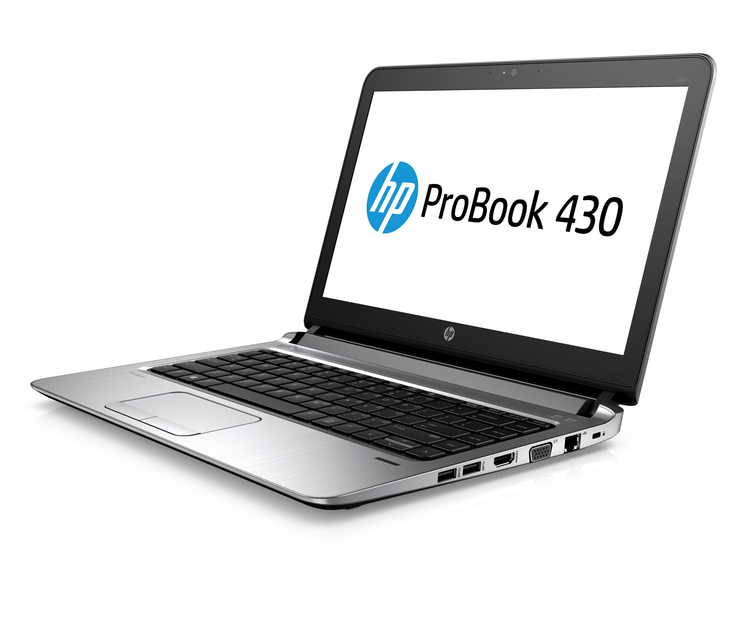 HP ProBook 430 G3_Left Facing