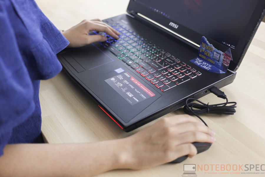 MSI GT72S Gaming Notebook Review-100
