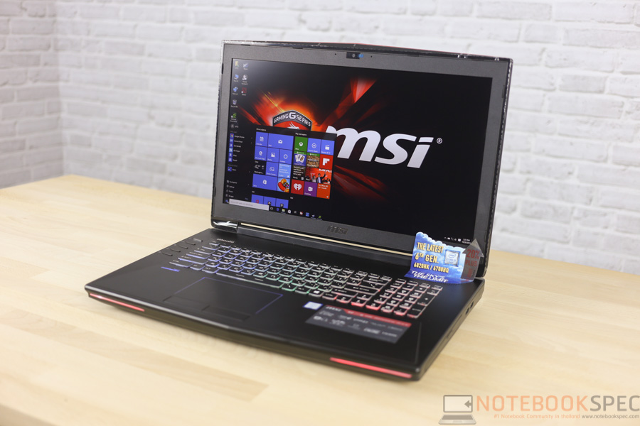 MSI GT72S Gaming Notebook Review-15