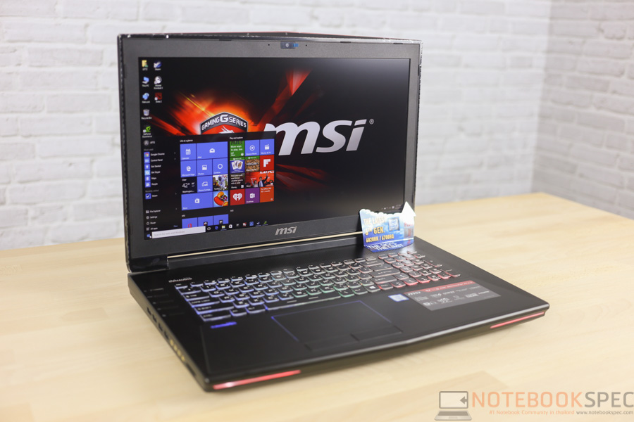 MSI GT72S Gaming Notebook Review-16