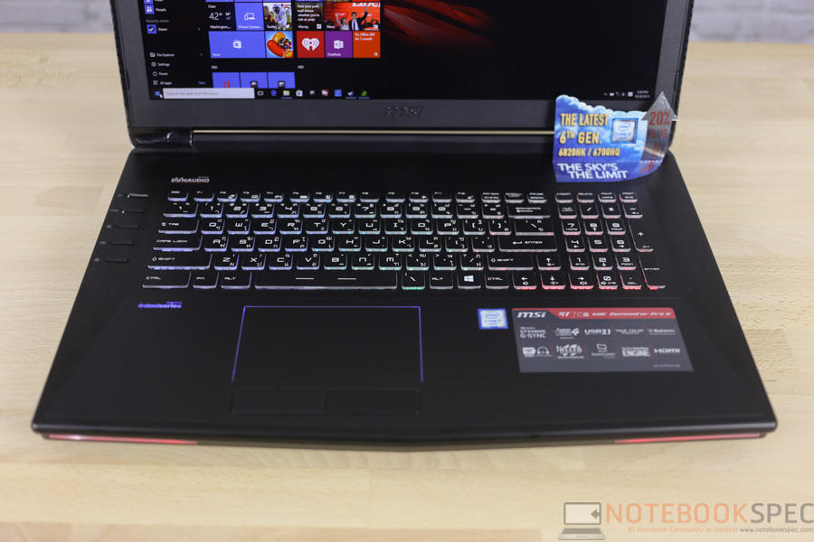 MSI GT72S Gaming Notebook Review-37