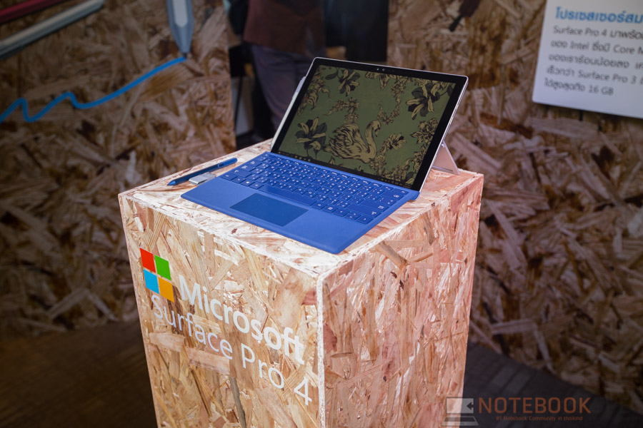 Microsoft Surface Pro 4 Preview NBS-28