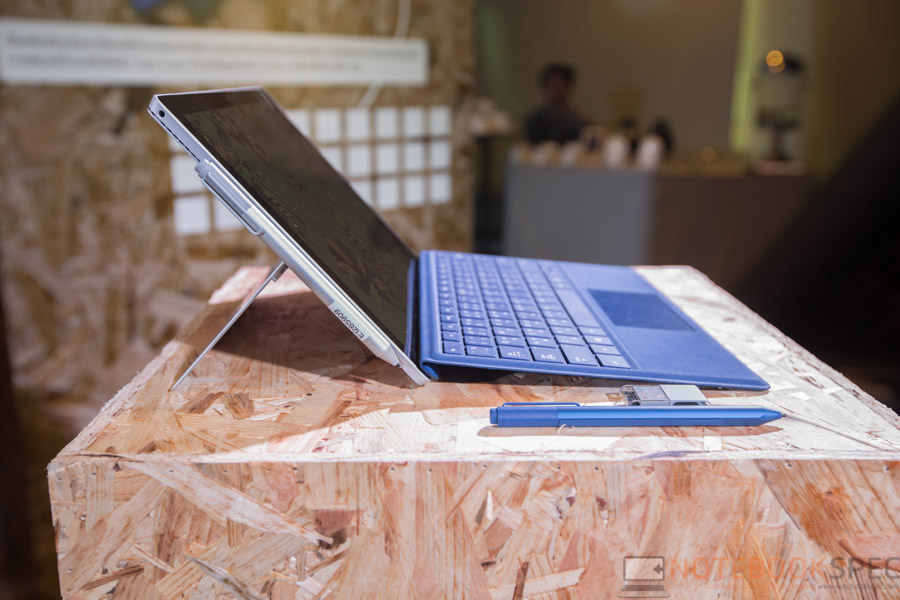 Microsoft Surface Pro 4 Preview NBS-30