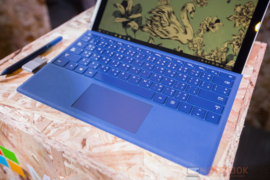 Microsoft Surface Pro 4 Preview NBS-31