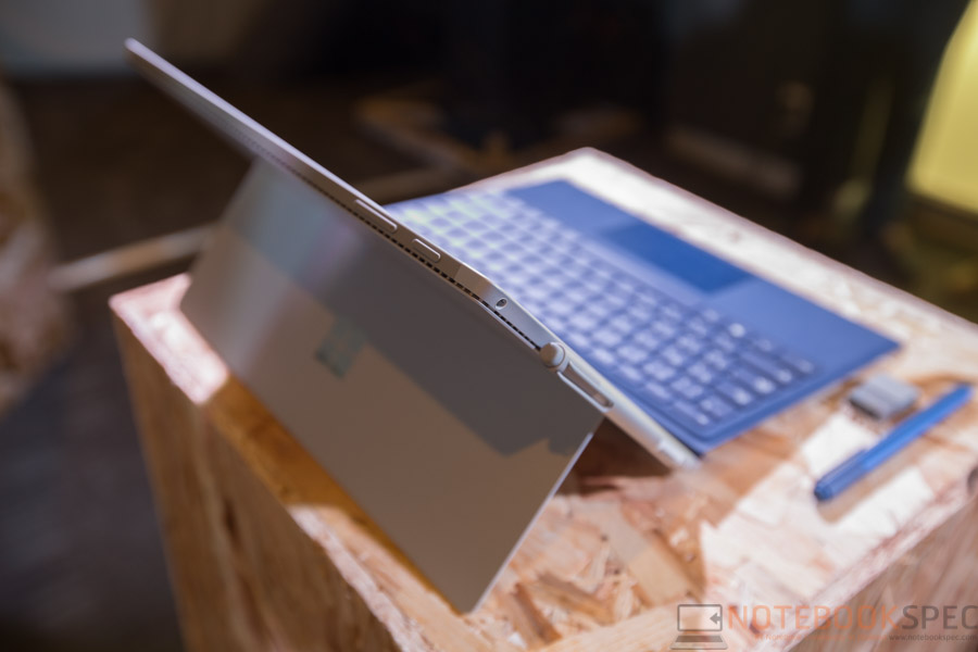 Microsoft Surface Pro 4 Preview NBS-42