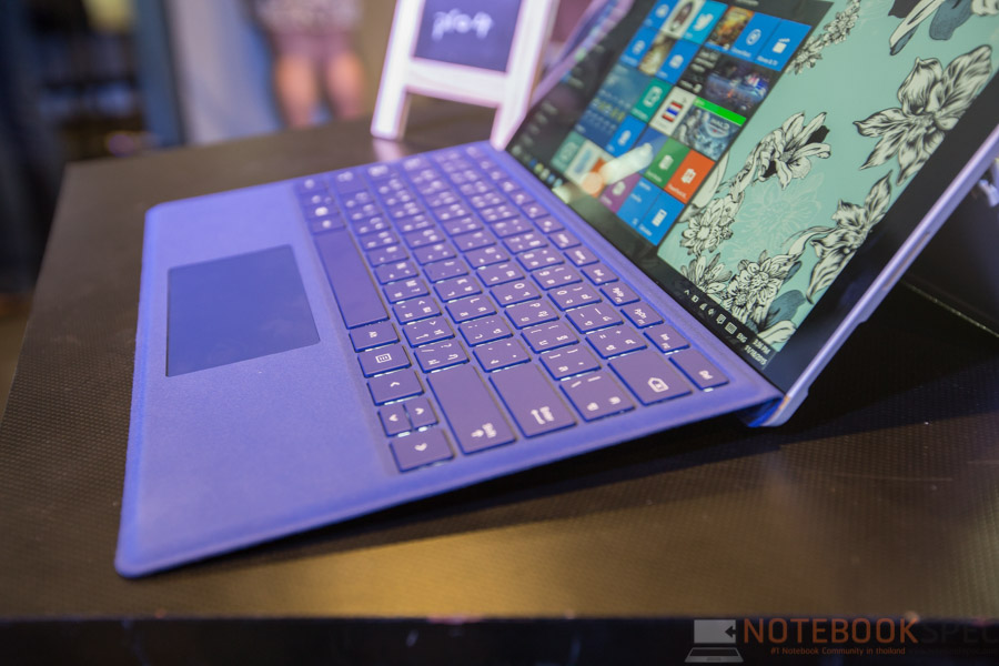 Microsoft Surface Pro 4 Preview NBS-79