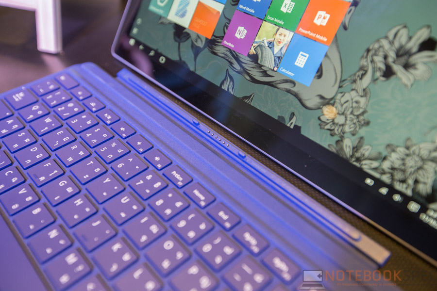 Microsoft Surface Pro 4 Preview NBS-84