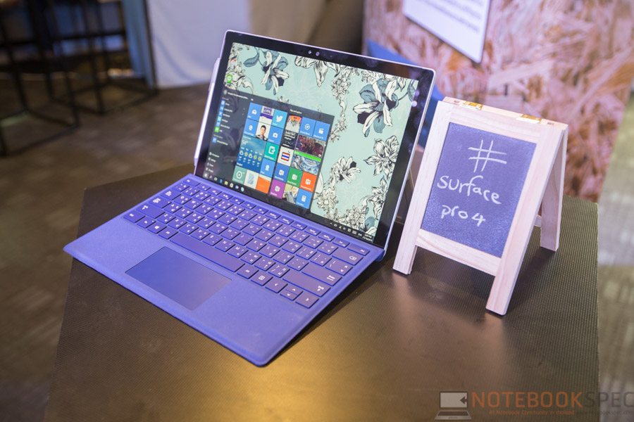 Microsoft Surface Pro 4 Preview NBS-94