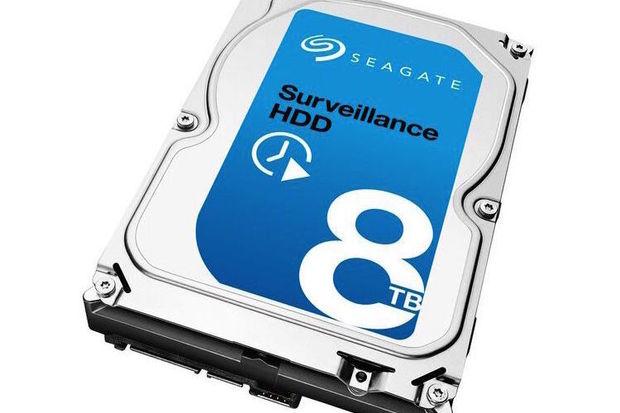 Seagate 8TB drive 600