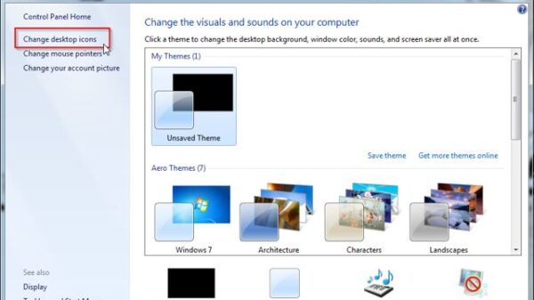 change desktop icon 2