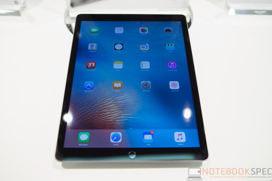 iPad Pro Preview NBS-3