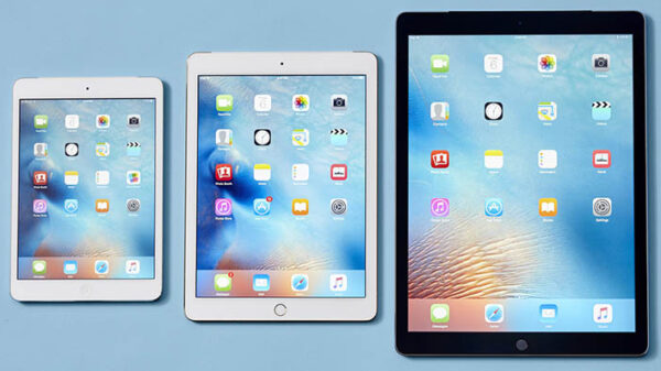iPad Pro Trio 600