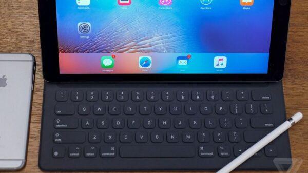 iPad pro 600