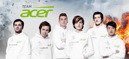 team Acer 600