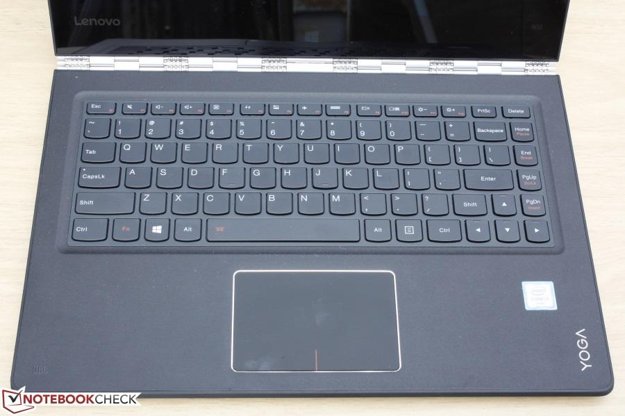 yoga 900 keyboard